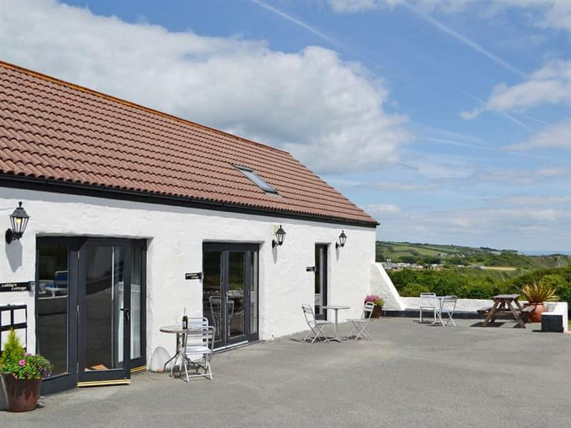 Celtic Haven Resort - Caddys Cottage in Lydstep, near Tenby - sleeps 2 people
