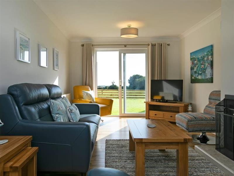 Celtic Haven Resort - Headlands House in Lydstep, near Tenby - sleeps 8 people