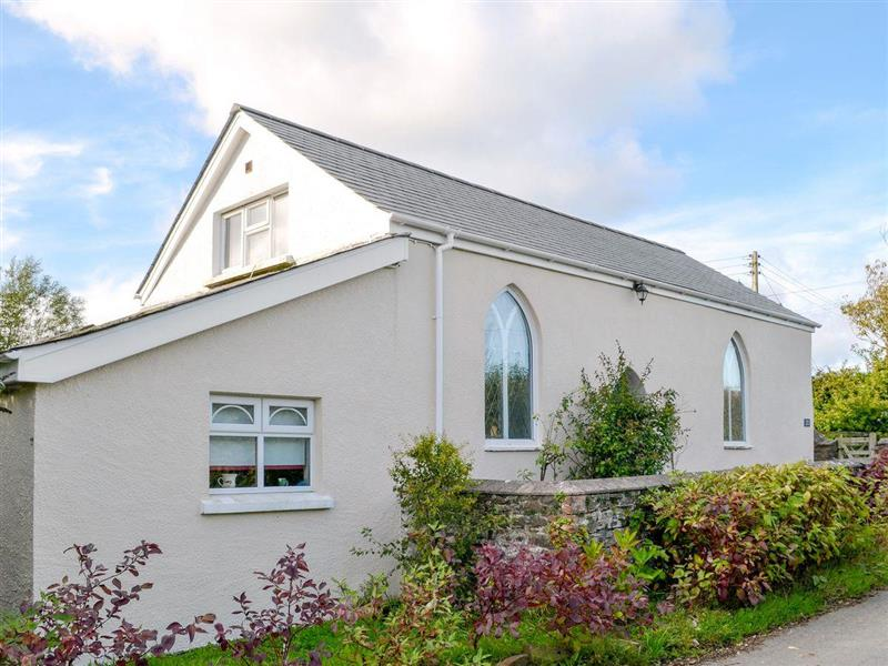 Chapel Gidcott in Gidcott, near Holsworthy - sleeps 6 people