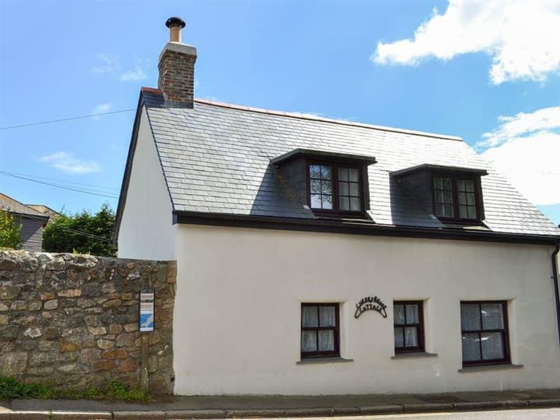 Cherrybrook Cottage in Goldsithney, near Marazion - sleeps 6 people