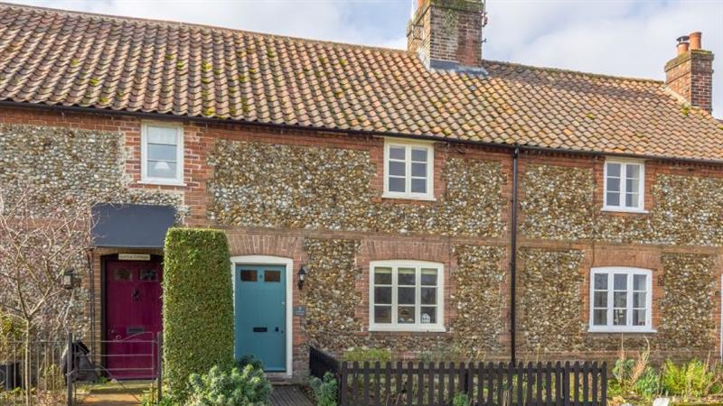 Chiffchaff Cottage in West Raynham near Fakenham - sleeps 3 people