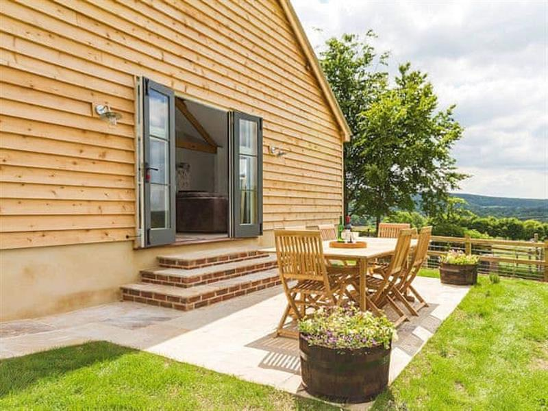 Chisel Barn in Dorchester & Country - sleeps 10 people