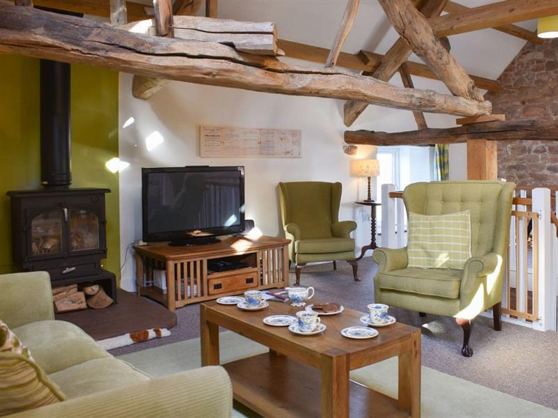 Church House Holidays - Toddles Barn in Skelton, near Penrith - sleeps 6 people