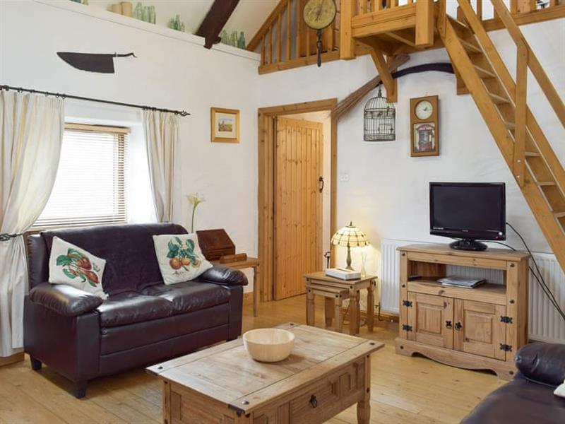 Church View Holiday Cottages - Bluebell in Rosemarket, near Haverfordwest - sleeps 4 people