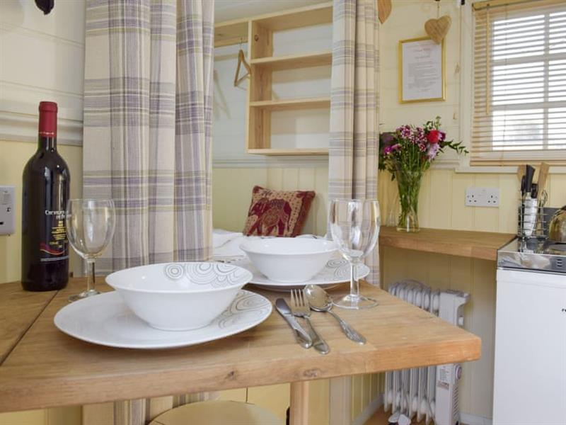 Church View Holiday Cottages - The Hurdle in Rosemarket, near Haverfordwest - sleeps 2 people