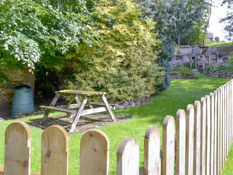 Clarence Cottage in Appleby-in-Westmorland - sleeps 2 people