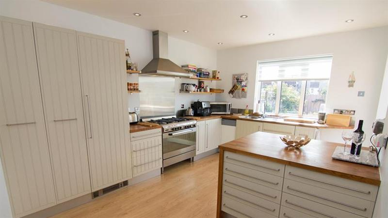 Clifton House in Sheringham - sleeps 9 people