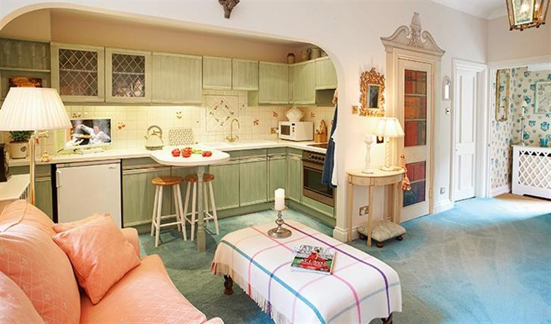 Cloisters in Sherborne - sleeps 2 people