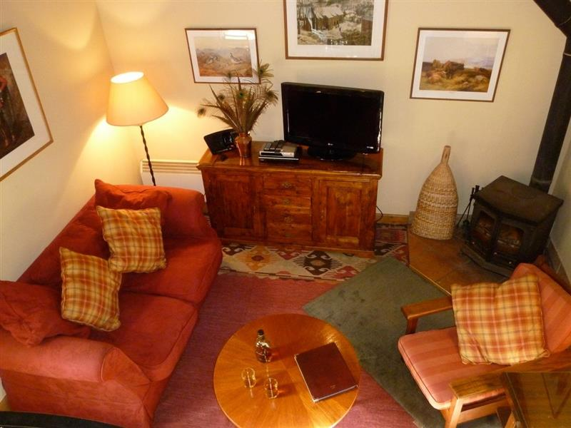 Clover Cottage in Glenisla, Blairgowrie. - sleeps 2 people