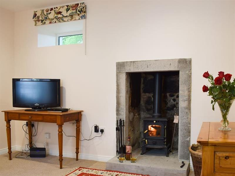 Coach Cottage in Denny, near Stirling - sleeps 2 people