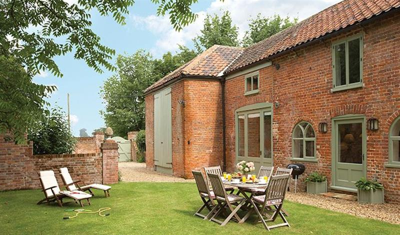 Coach House (Norfolk) in Banningham - sleeps 6 people