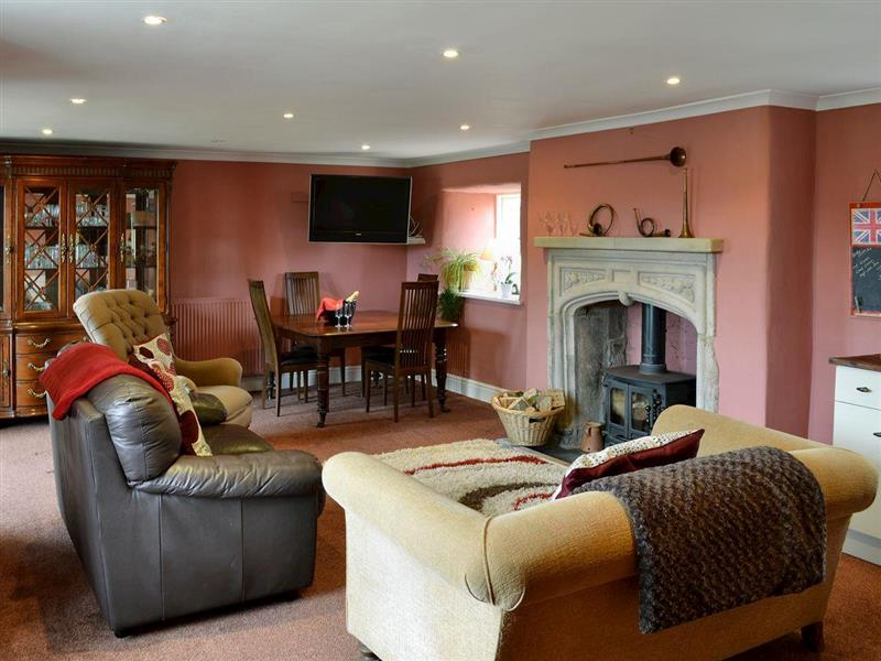 Coachmans Cottage in Ashbury, near Okehampton - sleeps 4 people