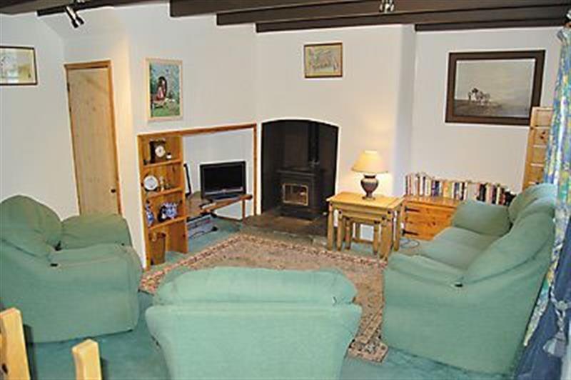 Cobblers Cottage in Boscastle, Cornwall. - sleeps 4 people