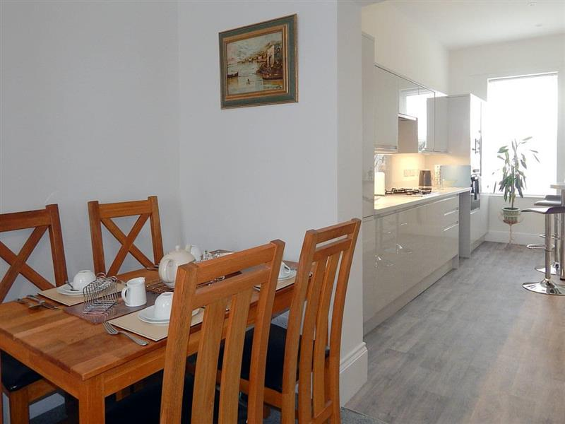Cockleshell Apartments One in Silloth - sleeps 6 people