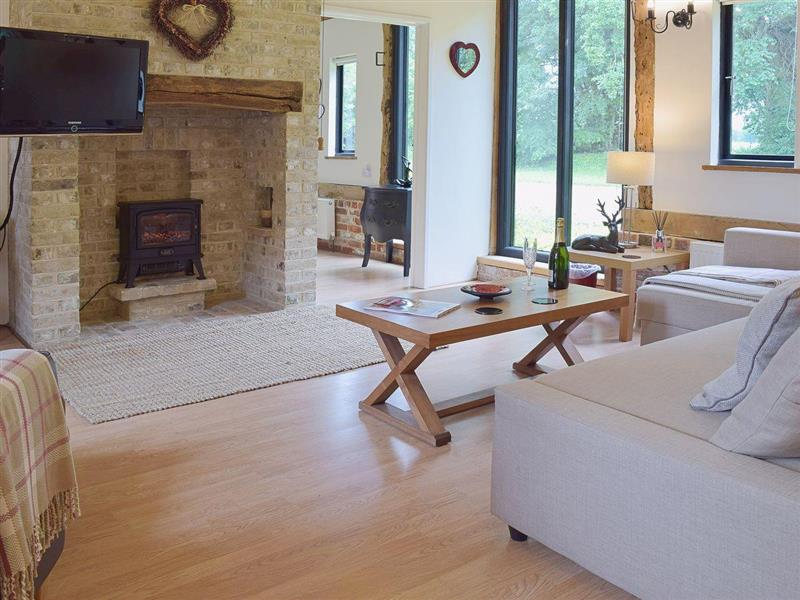 Coda Cottages - Champains in Cotton, near Stowmarket - sleeps 2 people
