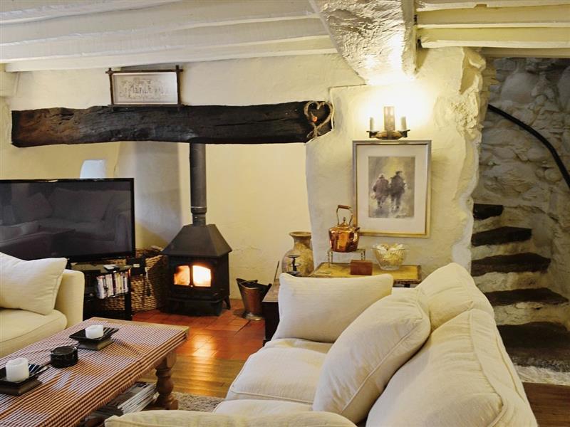 Collfryn Cottage in Bethesda, Llanwnda, Caernarfon. - sleeps 7 people