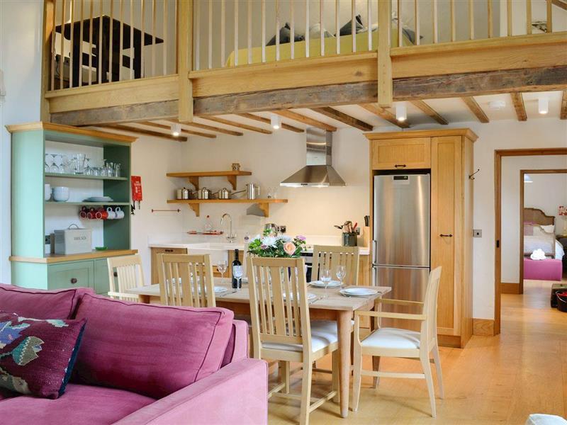 Collfryn Estate - The Stables in Llansantffraid, near Oswestry - sleeps 6 people