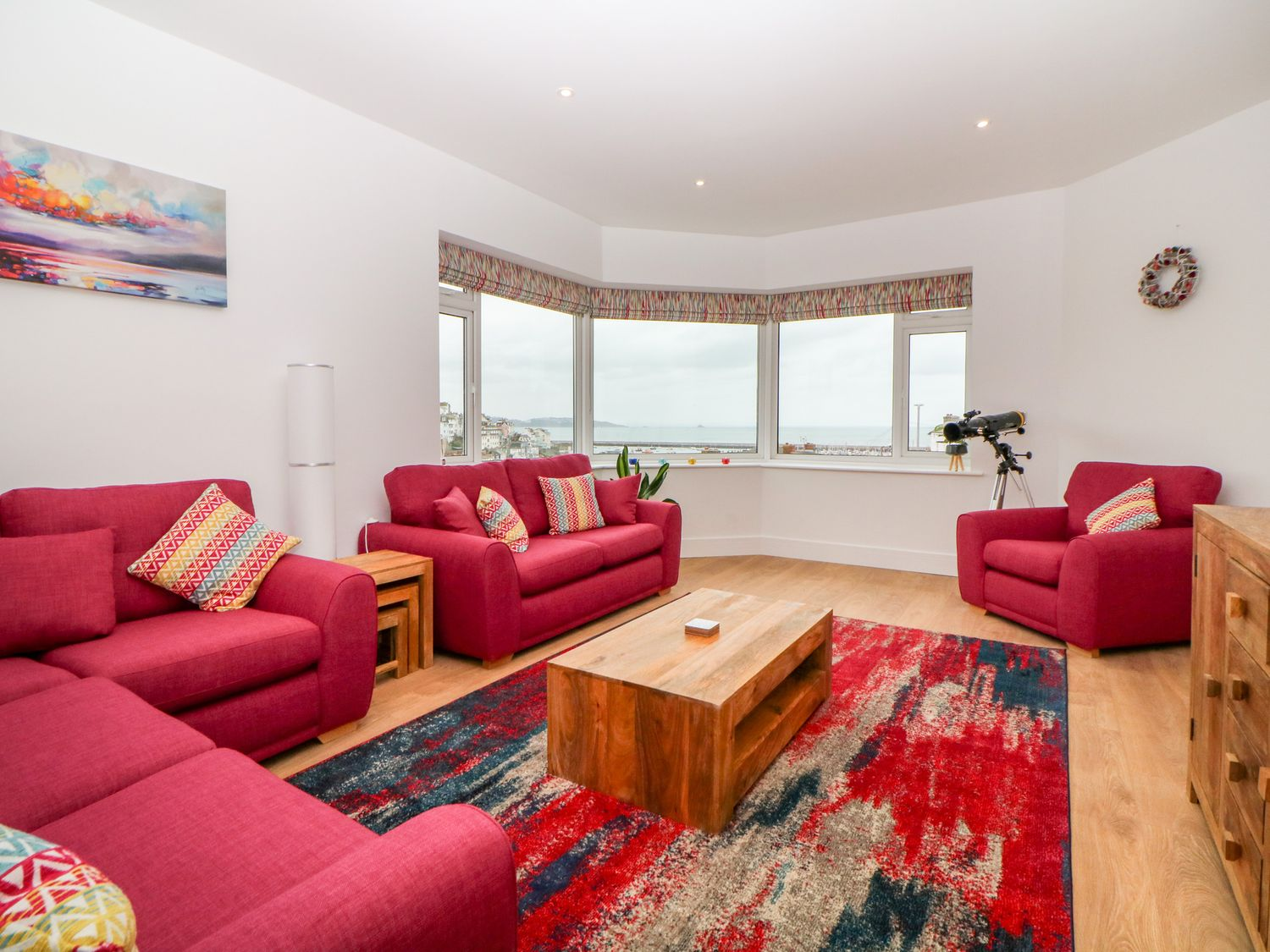 Compass Point in Brixham - sleeps 6 people
