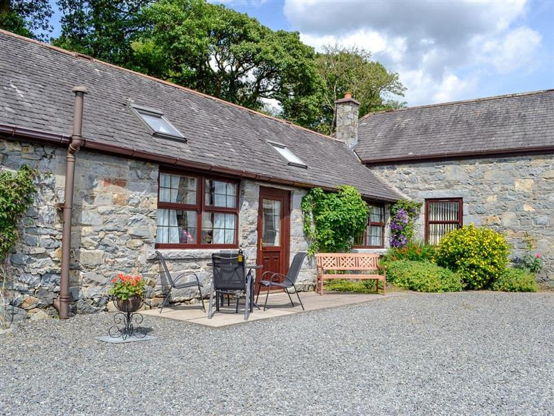 Cordorcan Cottages - Low Cordorcan in Wood of Cree, near Newton Stewart, Dumfries & Galloway - sleeps 4 people