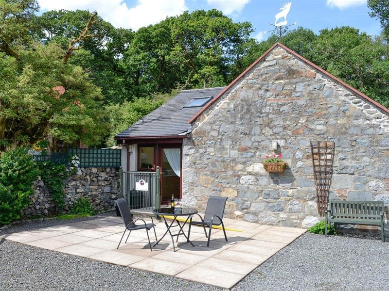 Cordorcan Cottages - Wee Cordorcan in Wood of Cree, near Newton Stewart, Dumfries & Galloway - sleeps 2 people