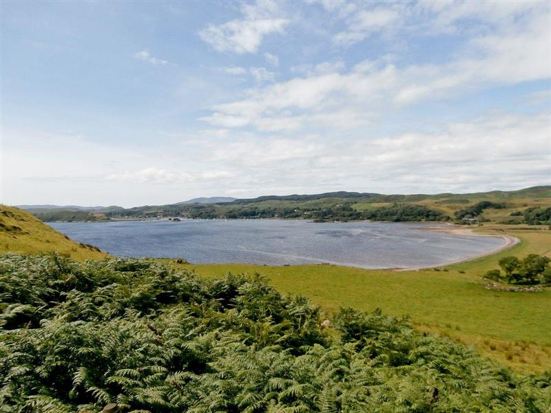 Corlach in Barbreck, near Lochgilphead - sleeps 10 people