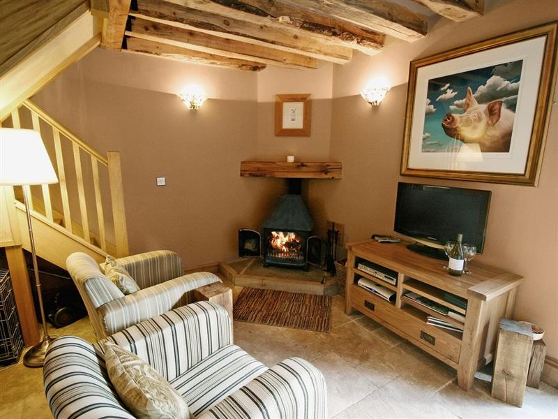 Cornstore Cottage in Derby - sleeps 2 people