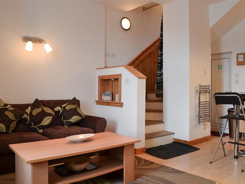 Cornwall House Maisonette in Tarbert, Argyll and Bute - sleeps 2 people