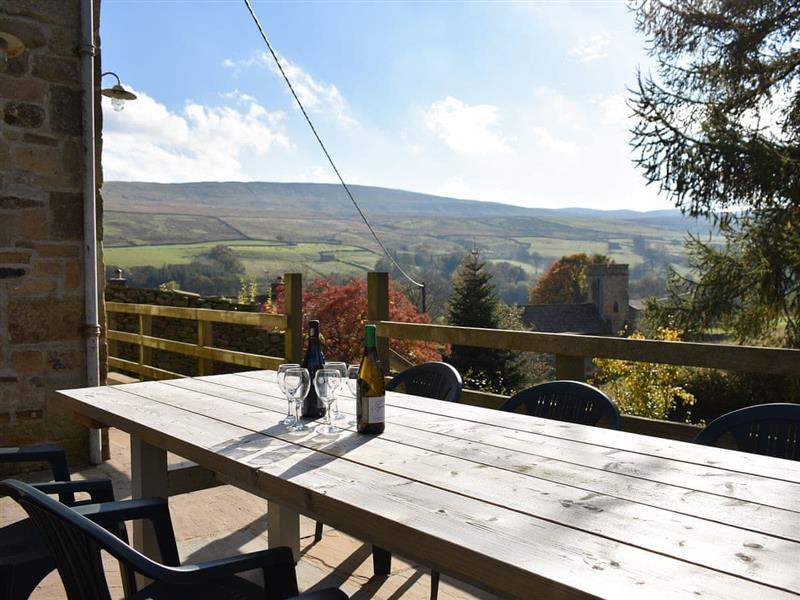 Covercote at Horsehouse in Horsehouse, near Leyburn - sleeps 10 people
