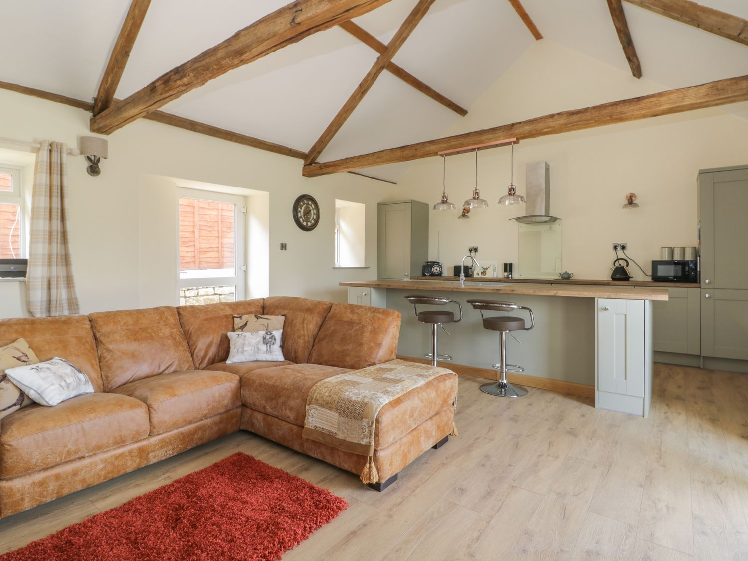 Crabtree Cottage in Suffield near Scalby - sleeps 2 people