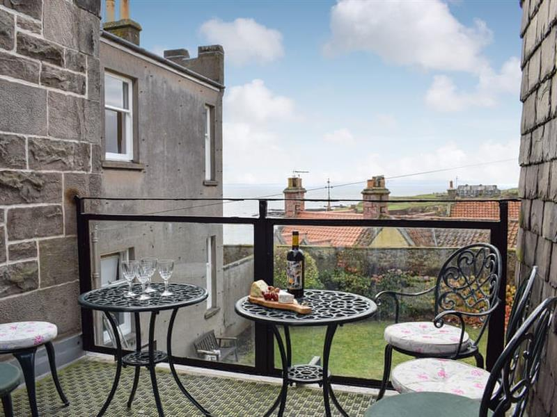 Crail House in Crail, near St Andrews - sleeps 8 people