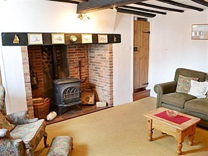 Creek Cottage in Wells-next-the-Sea, Norfolk. - sleeps 4 people