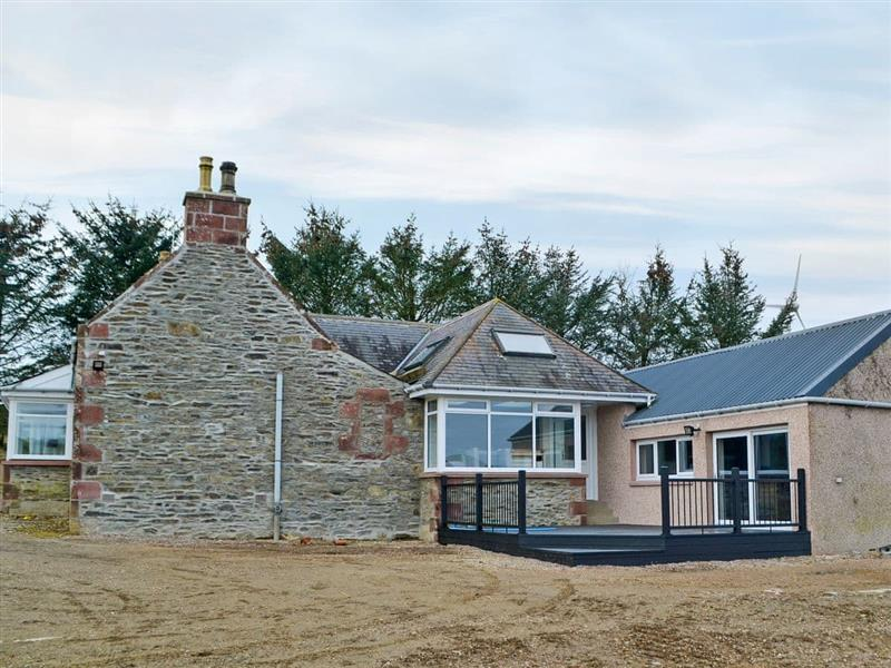 Croft Of Feithill in Feith-hill, near Turriff - sleeps 6 people