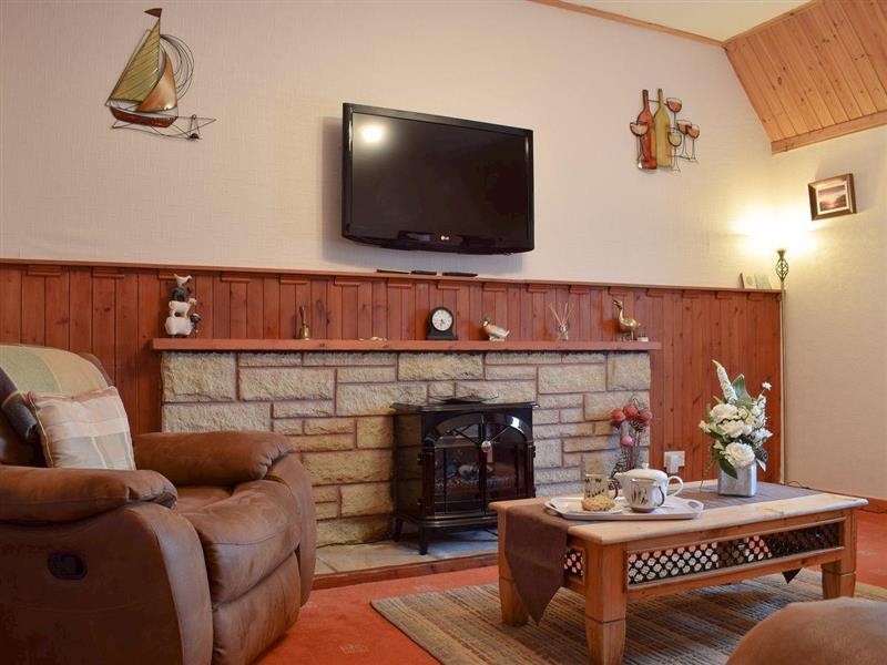 Croftearn in Lochearnhead, near Callander, Stirlingshire - sleeps 4 people