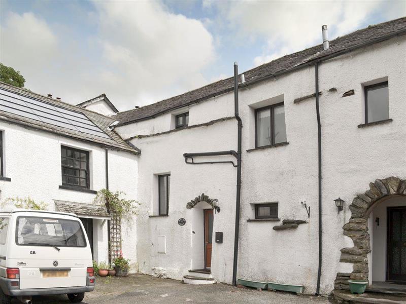 Croftside Cottage in Staveley, near Windermere - sleeps 4 people
