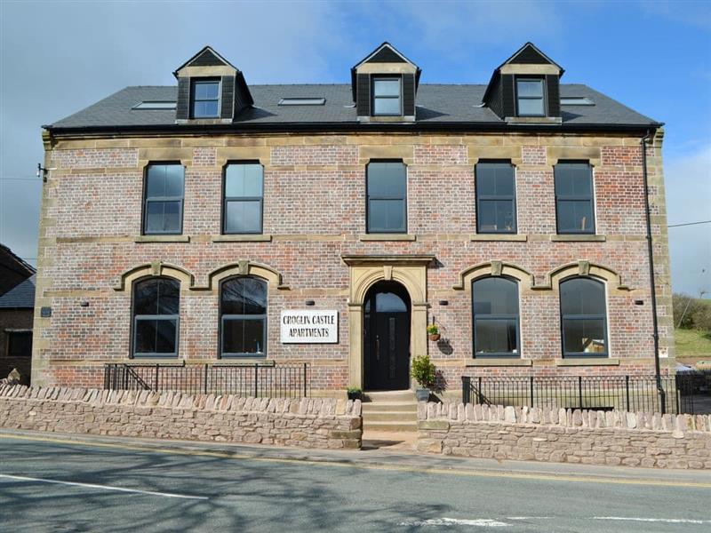 Croglin Castle Apartments - Pendragon in Kirkby Stephen - sleeps 4 people
