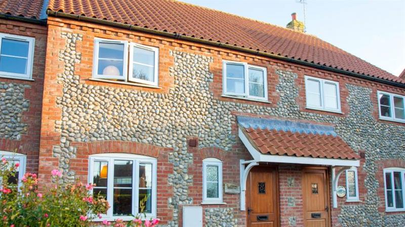 Curlew Cottage (Docking) in Docking near Kings Lynn - sleeps 6 people