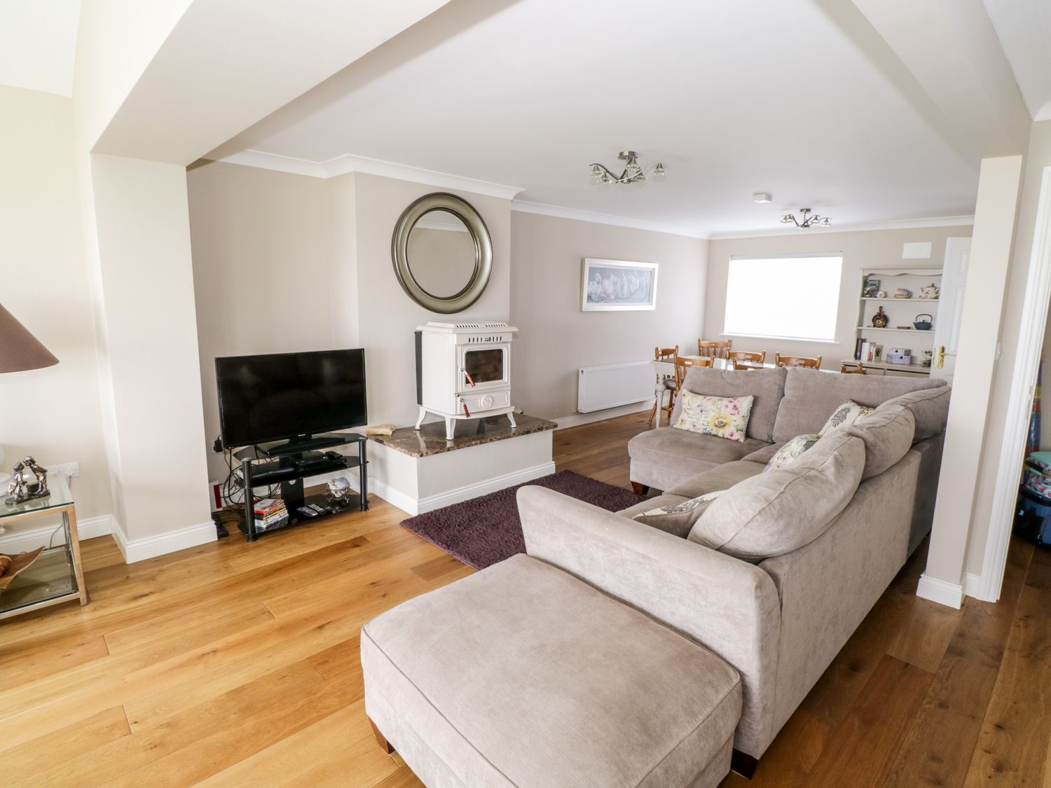 Curragh Hill in Mulranny - sleeps 6 people