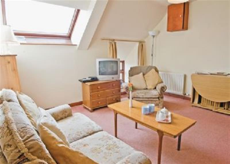 Daisy in Chathill - sleeps 2 people