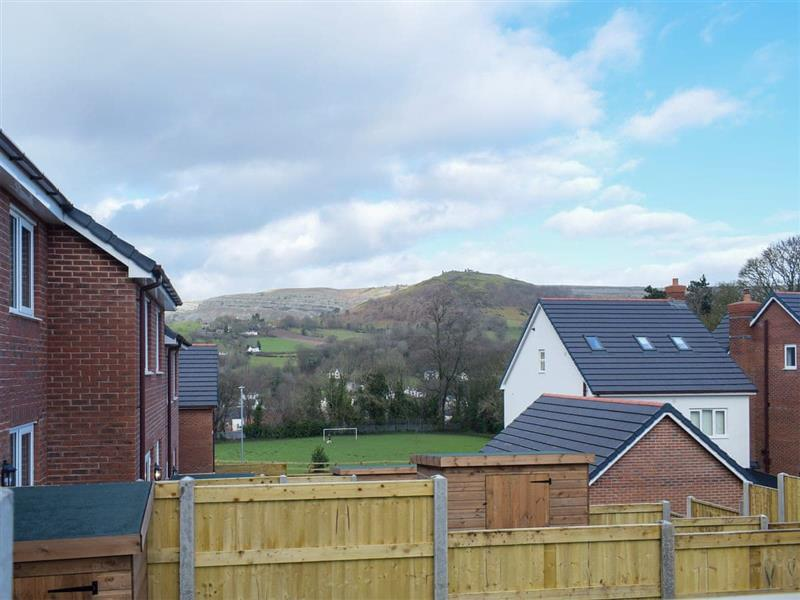 Dinas Mews in Llangollen - sleeps 4 people