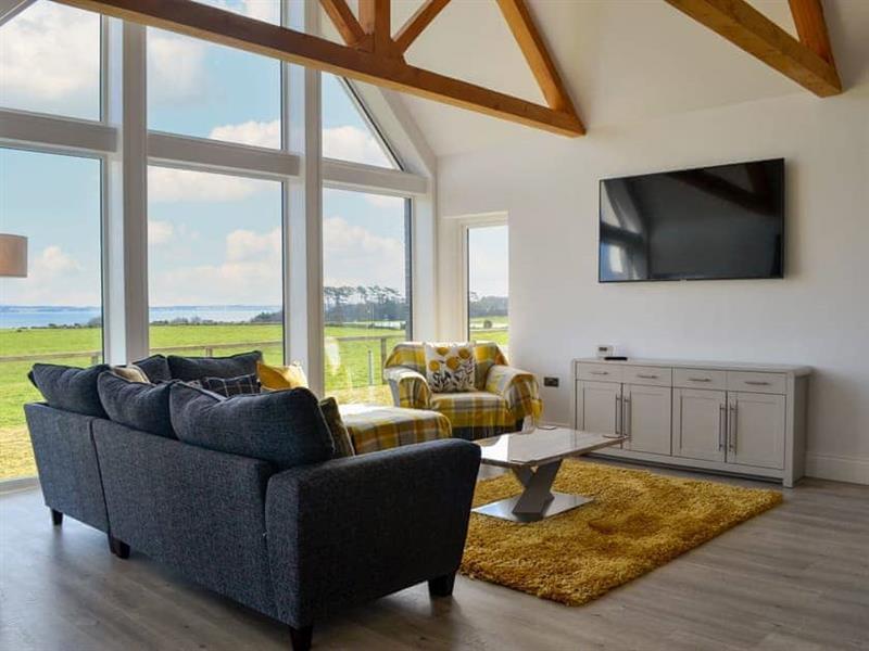Dinduff Lodge in Low Dinduff, near Stranraer - sleeps 6 people