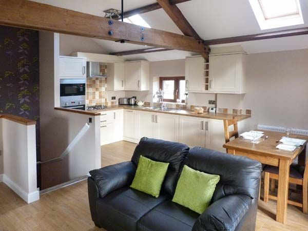 Dinny's Retreat in Selside - sleeps 2 people