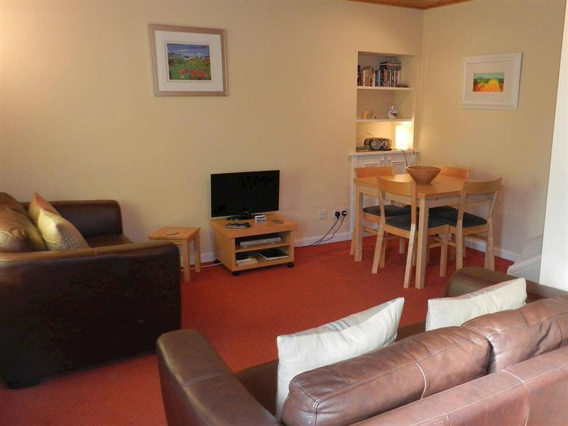 Douglas Villa in Lamlash, Isle of Arran - sleeps 5 people
