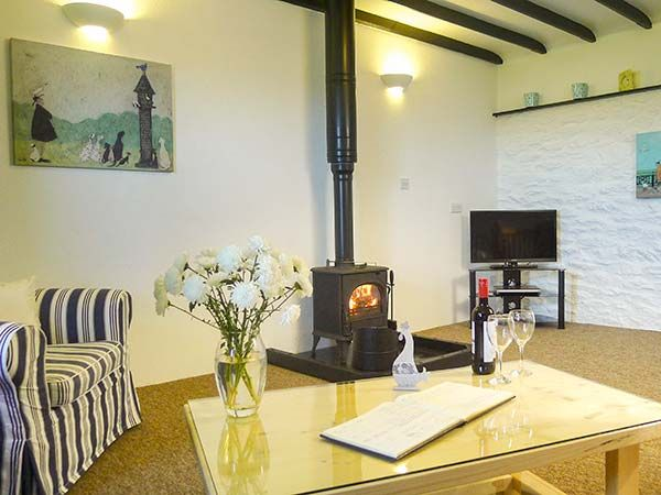 Dove Cottage in Advent near Camelford - sleeps 2 people