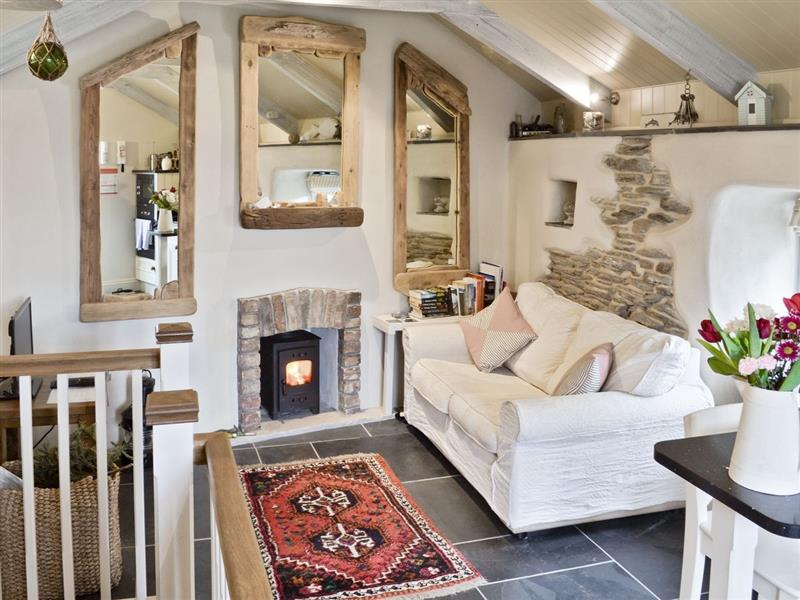 Driftwood in Porth. nr. Newquay - sleeps 2 people