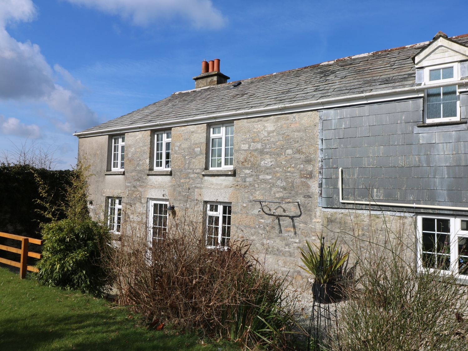 Dromore in St Breward near Camelford - sleeps 6 people