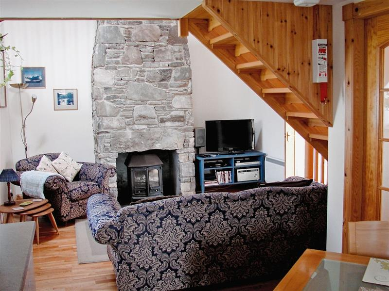 Drovers Rest in Garve, nr. Strathpeffer - sleeps 2 people
