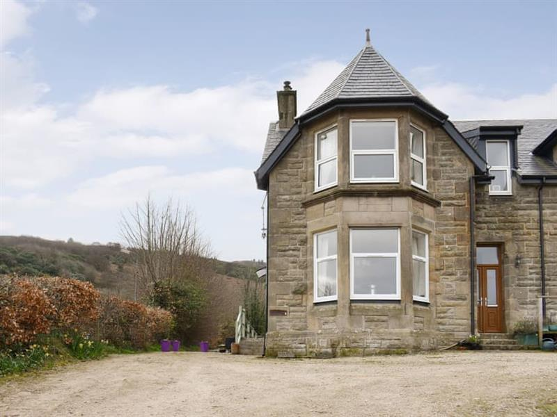 Easdale in Whiting Bay, Isle of Arran - sleeps 4 people