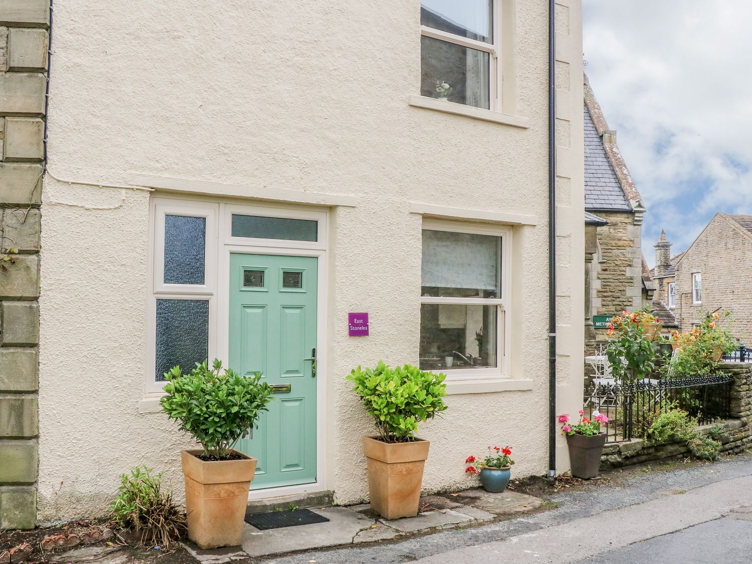 East Stonelea in Aysgarth near Leyburn - sleeps 4 people