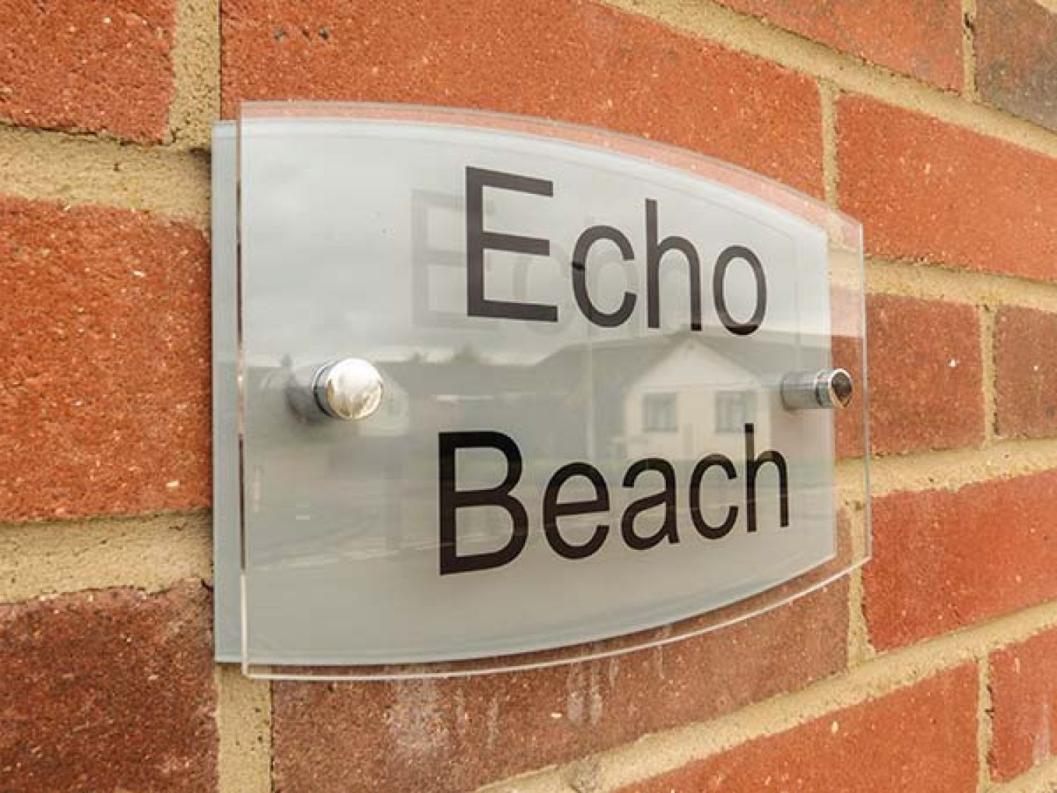 Echo Beach in Seasalter near Whitstable - sleeps 4 people