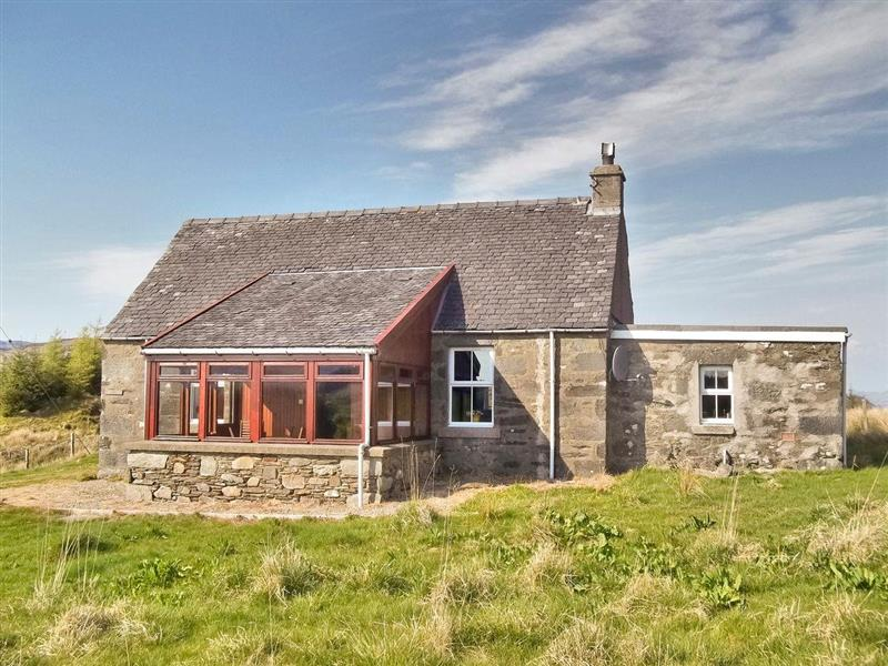 Ederline Estate - Finchairn Cottage in Ford, near Lochgilphead, Argyll and Bute - sleeps 6 people
